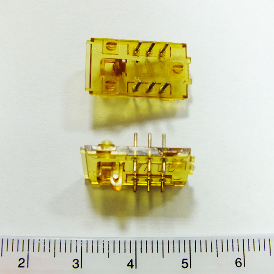 Injection Electronic Plastic Components
