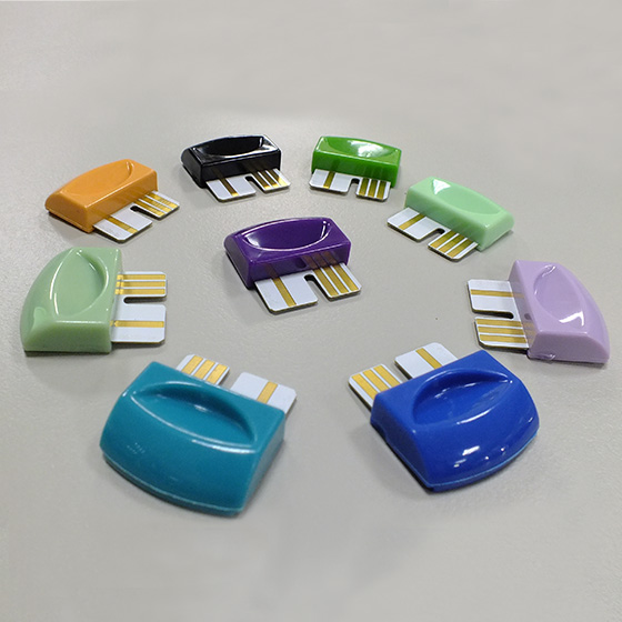 Injection Molded Electronic Plastic Components