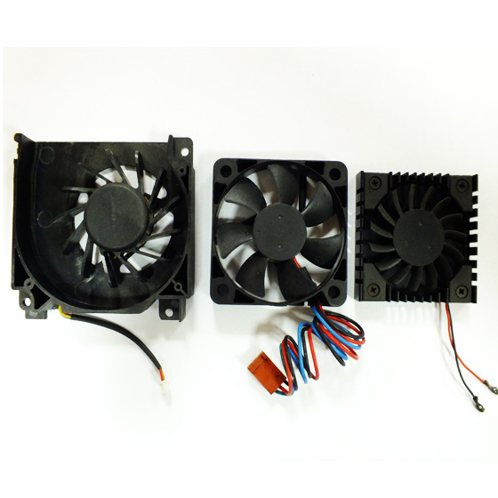 Plastic Injection Molding Cooling Fan
